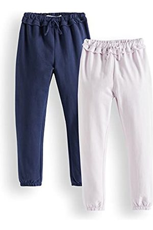 RED WAGON Amazon Brand - Girl's Joggers, Pack of 2, 12 Years