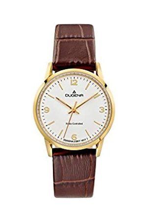 DUGENA Womens Analogue Quartz Watch with Leather Strap 4460855