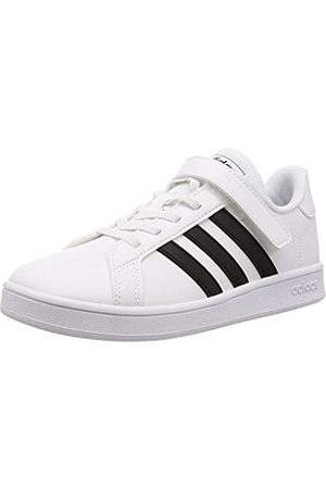 adidas Unisex Kids' Grand Court C Tennis Shoes