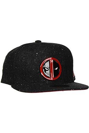 Bioworld - Difuzed Casquette Marvel Deadpool Logo Metal Baseball Cap