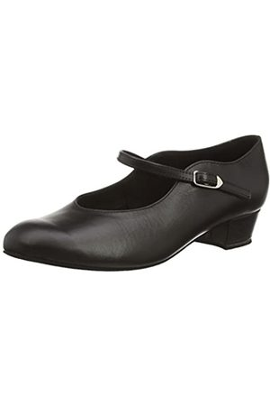 Diamant Damen Tanzschuhe , Women's Ballroom Ballroom Dance Shoes, (Schwarz)