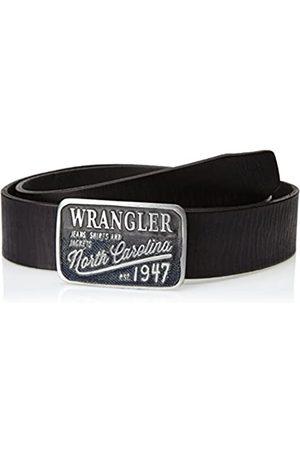 Wrangler Men's Cut to Fit Denim Buckle Belt