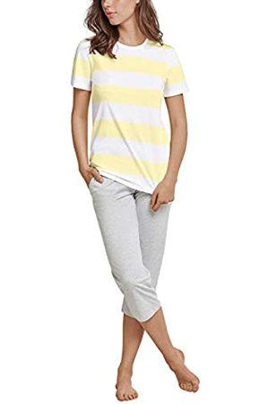Lacoste Underwear Women's Anzug 3/4 Lang, 1/2 Arm Pyjama Set