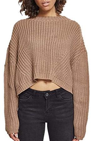Urban Classics Urban Classic Women's Ladies Wide Oversize Sweater Sweatshirt