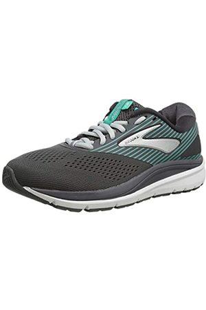 Brooks Women's Addiction 14 Running Shoe, Blackened Pearl/Arcadia