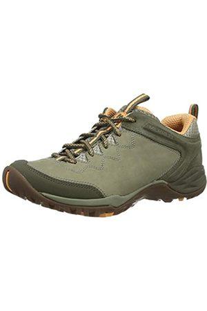 Merrell Women's Siren Traveller Q2 Low Rise Hiking Shoes, (Olive/Vertiver)