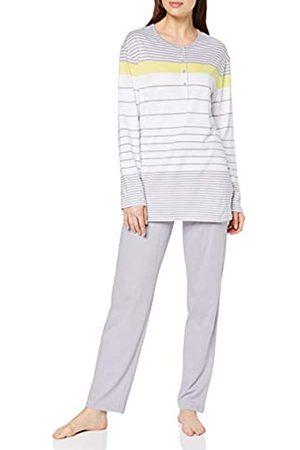 Lacoste Underwear Women's Anzug Lang Pyjama Set