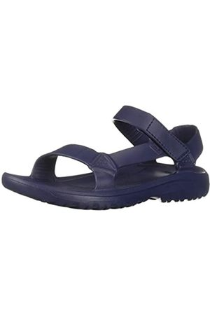 Teva Men's Hurricane Drift Open Toe Sandals, (Eclipse ECL)