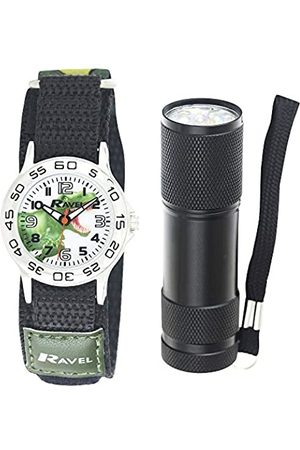 Ravel Children's Watch and Micro Torch Gift Set