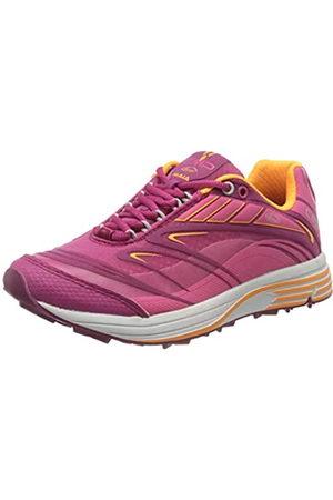CMP Women's Maia Wmn Trail Shoes Running, (BOUGANVILLE-Goji 06HE)
