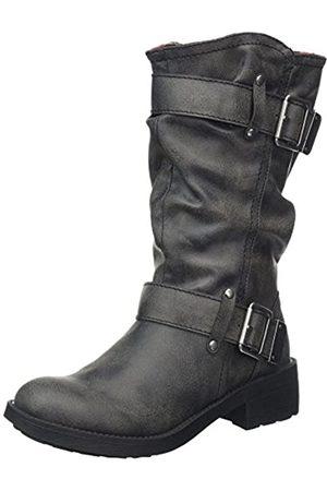 Rocket Dog Women's Trumble Biker Boots, ( Galaxy)