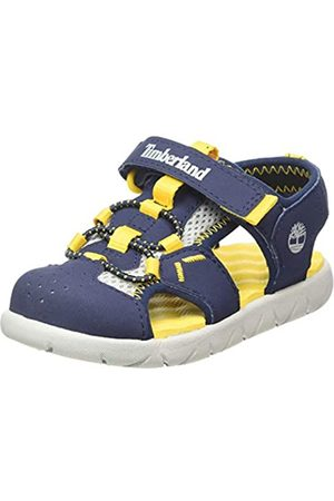 Timberland Unisex Kid's Perkins Row Fisherman Closed Toe Sandals, ( Iris 7q0)