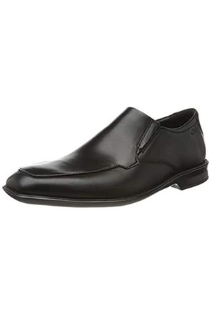 Clarks Men's Bensley Step 261476867 Loafers, ( Leather Leather)