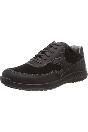 Jomos Campus II, Men's Oxfords, (Schwarz/schwarz/shark 984-0042)