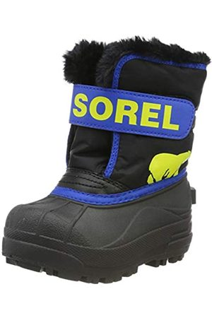 sorel Unisex Kid's Toddler Snow Commander Boot, , Super