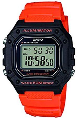 Casio Digital Quartz W-218H-4B2VEF