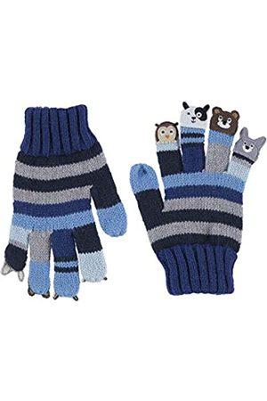 Döll Boy's Fingerhandschuhe Strick Gloves|