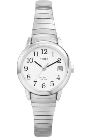 Timex Women's Easy Reader 25 mm Expander Band Watch T2H371