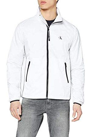Calvin Klein Men's Nylon Harrington Sports Jacket