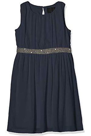 Creamie Girl's Kleid Mit Perlendetail in Der Taille Clothing Set