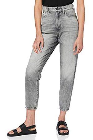 G-Star Women's Janeh Ultra High Waist Mom Ankle Straight Jeans