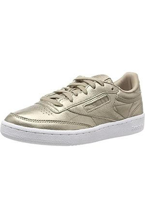 Reebok Women's Club C 85 Melted Trainers, (Pearl Metallic- / )