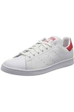 adidas Men's Stan Smith Gymnastics Shoe, FTWR /FTWR /Lush
