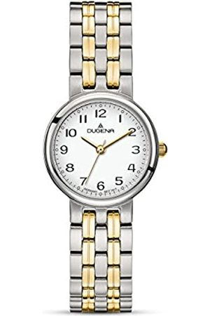 DUGENA Women's Analogue Quartz Watch with Stainless Steel Strap 4460723