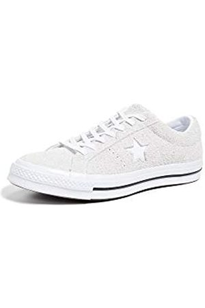 Converse Unisex Adults' Cons One Star Ox Low-Top Sneakers, ( /Weiß /Weiß)