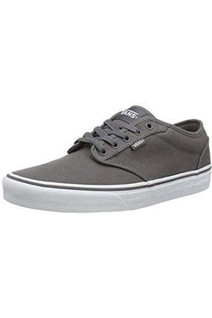 Vans Men's Atwood Canvas Low-Top Sneakers, (pewter)