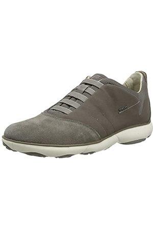 Geox Men's U Nebula B Low-Top Sneakers, (Dove )