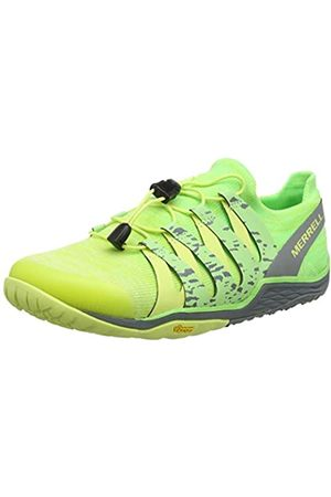 Merrell Women's Trail Glove 5 3d Fitness Shoes, (Sunny Lime)