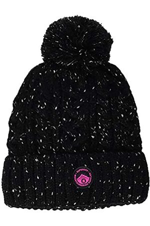 Superdry Women's Gracie Cable Beanie Balaclava