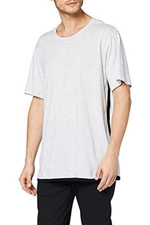 Schiesser Men's Mix & Relax T-Shirt Rundhals Pyjama Top