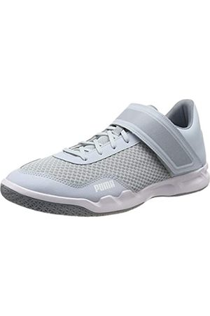 Puma Unisex Adults' Rise XT 4 Futsal Shoes, Dawn Heather -Tradewinds