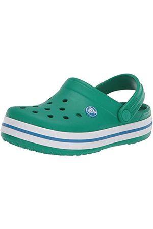 Crocs Crocband Clog K, Unisex-Child Clogs, (Deep /Prep 3tv)