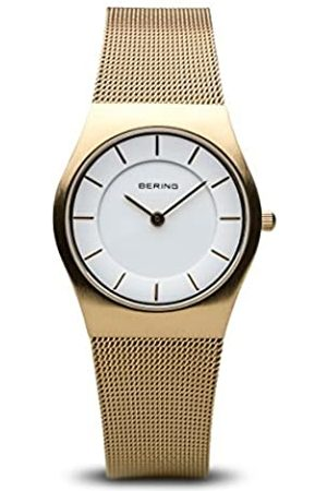 BERING Womens Analogue Quartz Watch with Stainless Steel Strap 11930-334