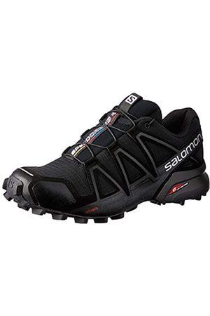 Salomon Women's Trail Running Shoes, SPEEDCROSS 4 W, Colour: / / Metallic