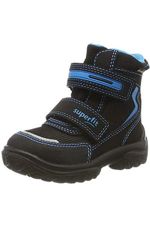 Superfit Boys' Snowcat Snow Boots, (Schwarz/ 01)