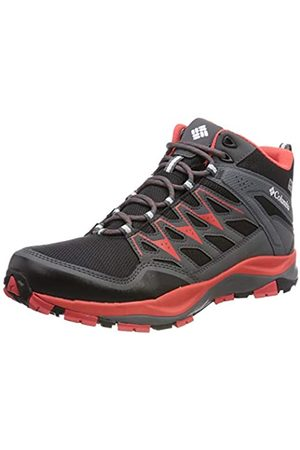 Columbia Women's Waterproof WAYFINDER MID Outdry Hiking Shoes, ( , Coral)