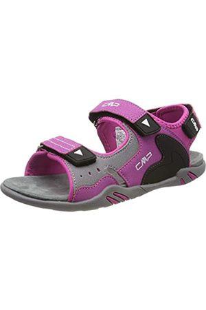 CMP Unisex Adults' Alphard Ankle Strap Sandals, (Geraneo-Tortora 16HC)