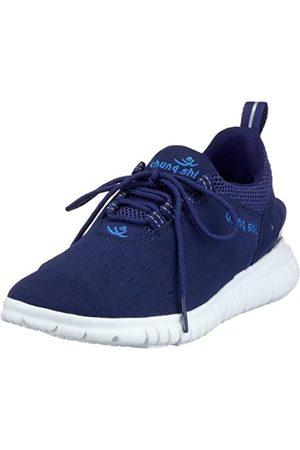 Chung Shi Duflex Trainer, Unisex Adults' Fitness Shoes, - blau (navy)