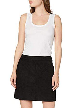 Vero Moda Women's Vmdonnadina Faux Suede Short Skirt Noos