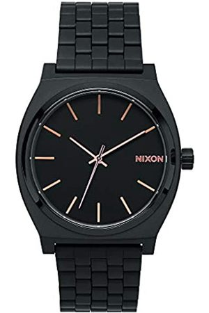 Nixon Unisex Adult Analogue Quartz Watch with Stainless Steel Strap A045-957-00