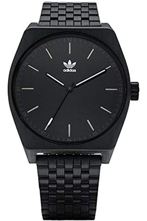 adidas Mens Analogue Quartz Watch with Stainless Steel Strap Z02-001-00
