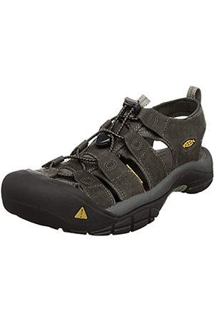 Keen Mens NEWPORT Outdoor Sandals, (neutral gray/gargoyle)