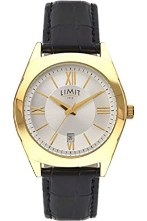 Limit Mens Analogue Classic Quartz Watch with PU Strap 5688.01