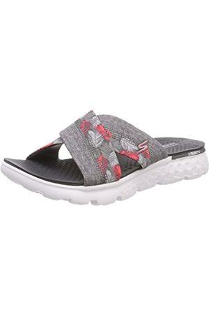skechers on the go tropical flip flops