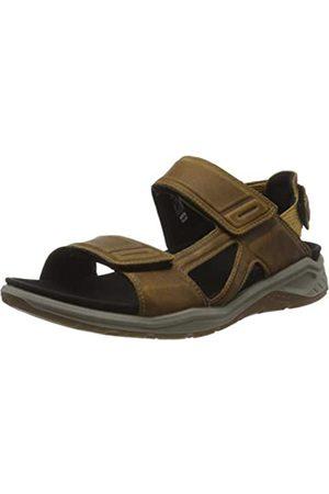 Ecco X-TRINSICM, Open Toe Sandals Men's, (CAYOTE 2409)