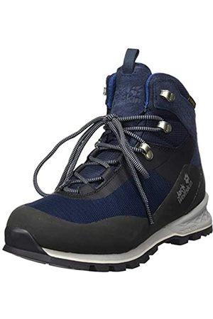 Jack Wolfskin Women's Wilderness Lite Texapore Mid W High Rise Hiking Shoes, (Dark /Phantom 1175)